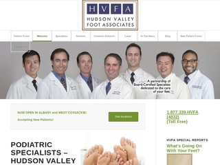 Hudson Valley Foot Associates