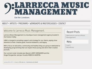 Larrecca Music