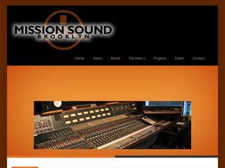 Mission Sound Recording