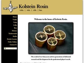 Kolstein Rosin