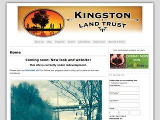 Kingston Land Trust